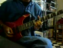 JerryCの【Rock On】を酔ったまま弾いてみた