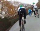 自転車ロードレース車載 リトルワールド12月
