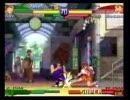 ZERO3 Zガイ vs Xさくら