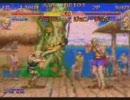 カプコン2D格闘日米対決(4試合のみ)