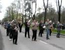 ロシア民謡 「 スラブ娘の別れ 」 戦勝記念日のある町