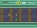 マリオとクッパがロックマンXの世界でバトルするようです4