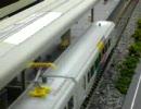 E257系あずさ 到着~発車をリアルに再現