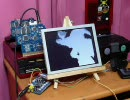 Bad Apple!! PVをファミコンで再現してみた。(その2)