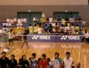 バドミントン 関東リーグ戦2