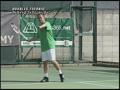 辻野隆三のテニス・スキルアップレッスン #04