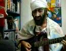 オウム真理教布教ビデオOPをエレキギターで弾いてみた(動画版)