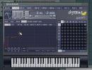 【ニコニコ動画】【FL Studio】SytrusのピッチエンベロープでXEVIOUSを演奏してみるよを解析してみた