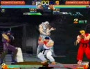【MUGEN】必殺技=必ず殺す技タッグトーナメント Part1