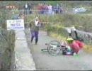 【衝撃映像!!】卑怯自転車男【R-18】