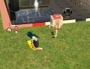 【Sims2】真・らき☆すたの森 2日目(前半)
