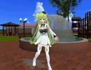 【MMD】Mac音ナナで『ココロ』 thumbnail