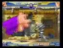 ZERO3 コーディ VS ザンギ