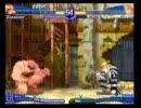 ZERO3 コーディ VS ザンギ part2
