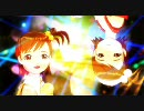 """little by little """"synchro"""" feat. Ami and Mami"""