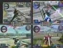 連ザ 4分割 ブラスト低画質 連合vsZAFTⅡ 連ザ対戦動画