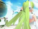【MikuMikuDance】 Mac音ナナの「ナナ ナナ★ナイトフィーバー」 【UTAU】