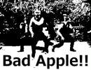 【shige】Bad Apple!!をアメリカ人に踊らせてみました。