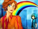 【日暈セオ・時雨ナオ・雲之ツキ】Prism Heart【UTAU】