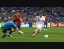 【ニコニコ動画】2006FIFAワールドカップ 決勝TM フランスvsスペイン ハイライトを解析してみた