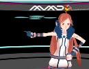 [MikuMikuDance] Ver.6.11とMikiモデルのテスト thumbnail