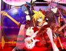 【神威がくぽ KAITO 鏡音レン】「刹月華」オリジナル曲【PV付】