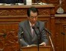 2010/1/18 衆議院本会議缶財務大臣
