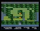 MSX2版 エルギーザの封印(王家の谷2) プレイ動画36面~40面