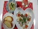 超アナロ(ry タジン鍋でアクアパッツア作ってみたよ