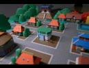 【ニコニコ動画】ポケモンHGSSにでてくるエンジュシティを紙で建設してみる。を解析してみた