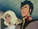 【ガンダムZZ】セイラとブライトの会話シーン 逆襲のシャアへの伏線