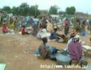アフリカのマリ・ジェンネの日曜市
