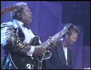 B.B. King with Eric Clapton, Buddy Guy, Albert Collins and Jeff Beck - Sweet Little Angel