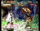 GGXX H H(ディズィー) vs 鯉沼(メイ)