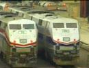 強大的美國火車~目前國家對美國的鐵路~ thumbnail