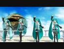 【MikuMikuDance】H@ppy Together!!!【フレッシュプリキュア!最終回記念】