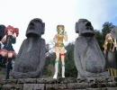 【MMD】VOCALOID達が姫路の珍スポットで踊る『どうしてこうなった』
