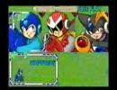 SpeedRun ロックマン ザ・パワーバトル 7ボス クリア1:30.28