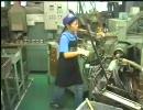 【ニコニコ動画】【モーター工場・海外】 製造ラインの一部として、組み込まれて働く人を解析してみた