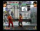 KOF2002対戦動画  匿名(殺意の波動) VS なじゃ様2(自称省略)