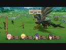 [PS3版]エステルハメ動画_01(166ヒット)※同じ技の連続、アイテム使用