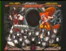 GGXX AC 0(聖ソル)白頭領(ファウスト)vsハムレット(メイ)椿(聖ソル)