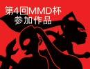 【第4回MMD杯本選】ミクトラ