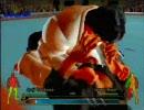 餓狼伝 Breakblow Fist or Twist 北辰館トーナメントしてみる1(2/2)
