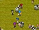 牧場物語2 牛祭り