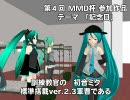 【MMAD】ミク軍曹の訓練学校
