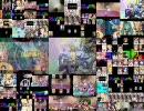七色のニコニコ動画 1500人ぐらいで大合唱!を勝手に動画にしてみた