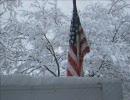 テキサスの大雪