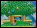 松毬(Luigi) vs ミツヲ(Kirby)