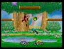 松毬(Luigi-青) vs プリンス(Luigi-桃)